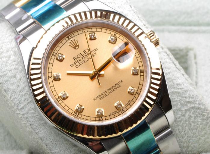 劳力士格林尼治型手表保养方式