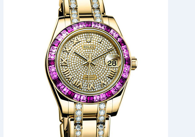 劳力士格林尼治型手表的保养方法