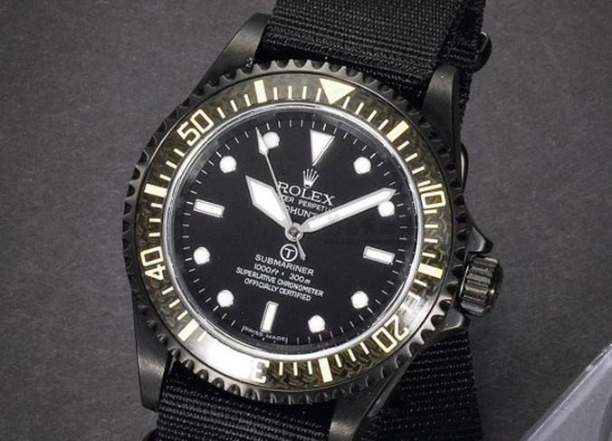 劳力士手表表盘保养