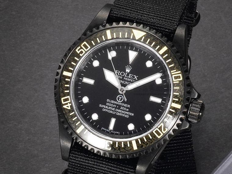 天津劳力士手表保养表带的注意点