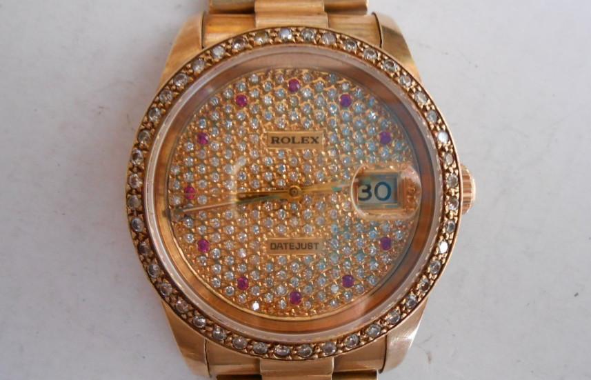 天津劳力士售后告诉你手表维修误区