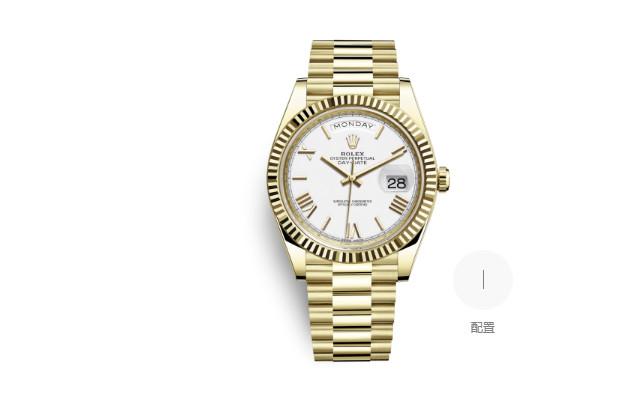劳力士日志型手表的保养注意事项