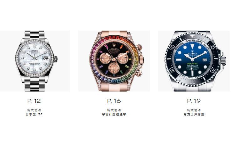 劳力士手表的常见问题