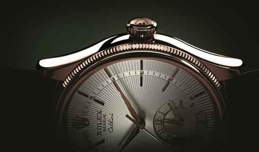 如何调整劳力士手表表带