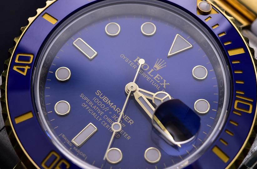 劳力士手表表带的更换方法和更换的主义事项